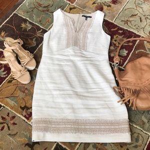WHBM linen dress
